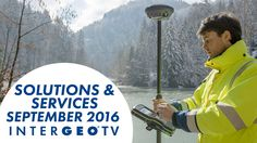 The latest in GNSS  Solutions & Services