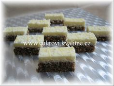 Ukázka – VI. část - www.helencina-sbirka-receptu.com Desserts, Tailgate Desserts, Deserts, Postres, Dessert, Plated Desserts