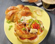 Italian Meatball Burger Recipe - T-fal