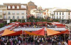Vuelve la Feria de los Sabores de Alcázar de San Juan, cargada de novedades - http://www.conmuchagula.com/2013/05/29/vuelve-la-feria-de-los-sabores-de-alcazar-de-san-juan-cargada-de-novedades/