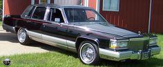 My Love~My car~Cadillac Fleetwood Brougham D'Elegance