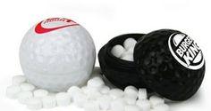 Golf Mints: Golf Promotional Mint Tins & Golf Tournament Food Gifts
