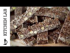 Παστέλι Σοκολάτας   Kitchen Lab by Akis Petretzikis - YouTube