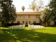 One of many Wedding Ceremony possibilities at Prince Erik Hall & Gardens in Arcadia, CA 91007. Contact: Sandi/ venue contact and Co-Owner of Santa Anita Gardens Catering.(626) 444-3377 - info@sagardens.com - www.sagardens.com/PEH