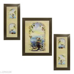 Checkout this latest Multiple frames Product Name: *Trendy Personal Home Painting* Pack: Pack of 3 Size: Free Size Country of Origin: India Easy Returns Available In Case Of Any Issue   Catalog Rating: ★4 (359)  Catalog Name: Trendy Personal Home Paintings Vol 1 CatalogID_378367 C128-SC1316 Code: 843-2788074-366