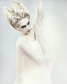 long blonde Hairstyles - Maleficent hair! - Trevor Sorbie