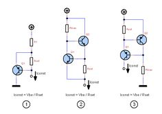 Analog Circuits, Current Source, Hobby Electronics, Electrical Engineering, Arduino, Smartphone, Tools, Ideas, Circuits