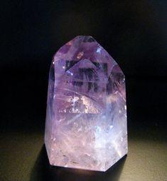 Amethyst Phantom Crystal by Earthmagic.deviantart.com on @deviantART