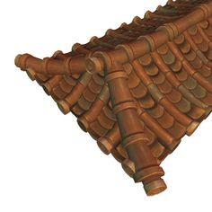 Asian Modular Roof Set