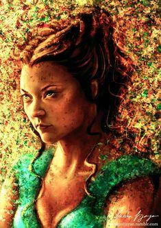 Margaery Tyrell - Game of Thrones - Varsha Vijayan
