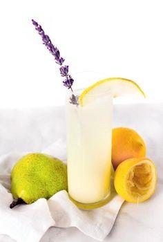 Vodka Pear Lavender Lemonade Recipe