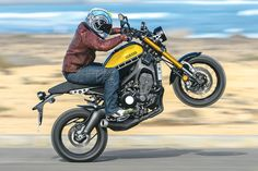 YAMAHA XSR900 (2016-on) Review | MCN