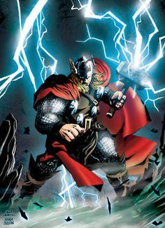 The Thunderous #Thor