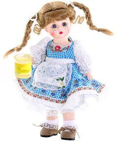 Madame Alexander Dolls - Austria - by Matilda Dolls
