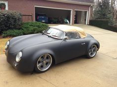 Rat Rod Speedster | SpeedsterOwners.com - 356 Speedsters, 550 ...
