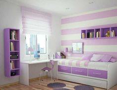 30 Dream Interior Design Teenage Girl Bedroom Ideas   Layouts ...
