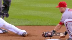 Charlie Blackmon's tag-hopping slide was so mind-blowing even the umpire was fooled