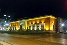 Museo de bellas artes de noche