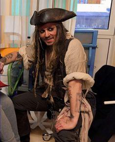 Captain Jack Sparrow, Pirates Of The Caribbean, Johnny Depp, Riding Helmets, Rum, Movie, Boys, West Indies, Baby Boys