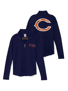 "The website calls this the ""Chicago Cubs"" lol silly Victoria's secret this is ""Da Bears!"" The Cubs are baseball!!"