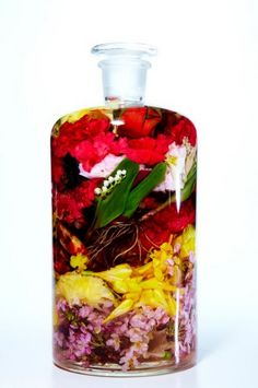 Bottle Flower series by Makoto Azuma | Spoon & Tamago