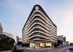 Facade Gallery of Platform-L Contemporary Art Center / JOHO Architecture - 1