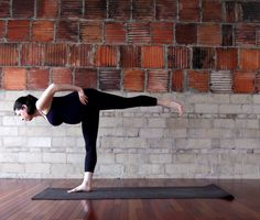 Prenatal Yoga Sequence For Tight Hips and Hamstrings Photo 4