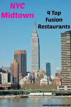 Four top restaurants in NYC with fusion cuisine Eleven Madison Park, Four Tops, Sugar Snap Peas, Restaurant Week, Nyc Restaurants, Foodie Travel, Luxury Travel, Fine Dining, East Coast