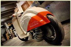 vespa posters | Small du Team Berghem en cours de montage en janvier 2009, prévu pour ...