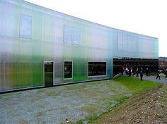 Laban Centre for Contemporary Dance - Centro per la Danza Contemporanea - London, Великобритания - 2003 - Herzog & De Meuron Architekten