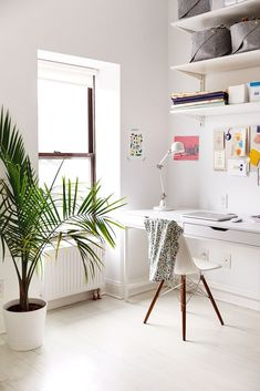House Helpful Techniques For Modern Home Office Design Contemporary Office, Contemporary Interior Design, Modern House Design, Home Office Design, Home Office Decor, Home Decor, Office Ideas, Office Designs, Office Inspo