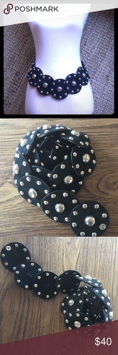 Lollipops Paris stud belt Perfect condition, 100% leather Lollipops Paris Accessories Belts