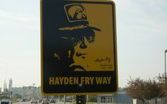 Every Hawkeye's favorite street sign!