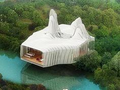 Singapore parkroyal garden hotel 8 photos most - Baumhaus architekturburo ...