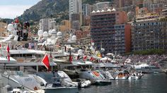 monaco grand prix boat party