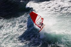 Windsurf wave