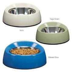 Pet Studio ZW0606 16 No-Spill Melamine Bowl for Pets, 12-Ounce, Ivory - http://www.thepuppy.org/pet-studio-zw0606-16-no-spill-melamine-bowl-for-pets-12-ounce-ivory/