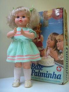 O Sonho de Thalia: Bonecas...Meus olhinhos brilham!