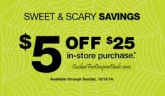 CVS Shoppers: Check emails for possible $5 off $25 store coupon (or something else!)