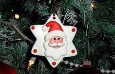 DIY de déco de Noël a faire avec un enfant. Déco facile à creer pour décorer le sapin. Le pas à pas.