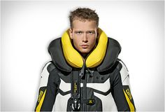 Motorcycle airbags - NECK DPS AIRBAG | BY SPIDI