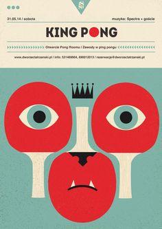 posters by Dawid Ryski, via Behance Web Design, Retro Design, Design Art, Print Design, Graphic Design Posters, Graphic Design Typography, Graphic Design Inspiration, Poster Designs, Restaurant Poster