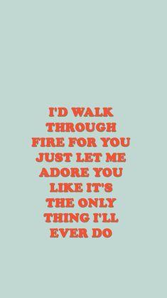 Adore You Lyrics Harry Styles Fine Line Sticker In 2020