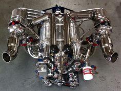 Resultado de imagen para 2 turbo y un supercharger