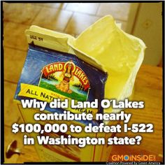 #FACT: Land O'Lakes does not support GMO labeling! Find out more here: http://gmoinside.org/take-action/tell-dean-foods-use-non-gmo-feed-cows