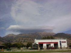 Hover cloud over Cascade