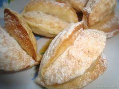 Пирожные «Мидии» доступные,простые и эффектные! | Четыре вкуса