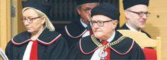 Kończący kadencję wiceprezes Stanisław Biernat uważany był za twarz starego TK. Prezes Julia Przyłębska kojarzona jest z obecnie rządzącą ekipą