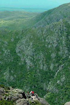 Cordoba. Quebrada del Condorito