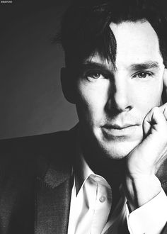 Benedict Cumberbatch for TIME